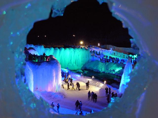 氷瀑祭り3