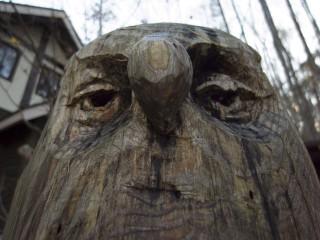 森の時計~富良野カフェ3