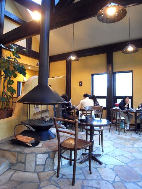 森の時計~富良野カフェ5
