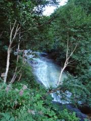カムイワッカ湯の滝~知床2