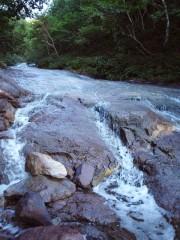 カムイワッカ湯の滝~知床3