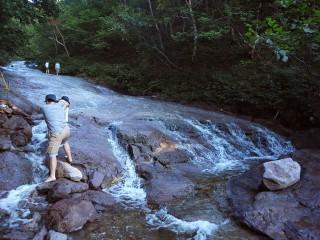 カムイワッカ湯の滝~知床4