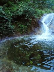 カムイワッカ湯の滝~知床6
