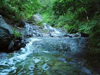 カムイワッカ湯の滝~知床7