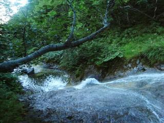 カムイワッカ湯の滝~知床8