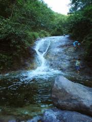 カムイワッカ湯の滝~知床9