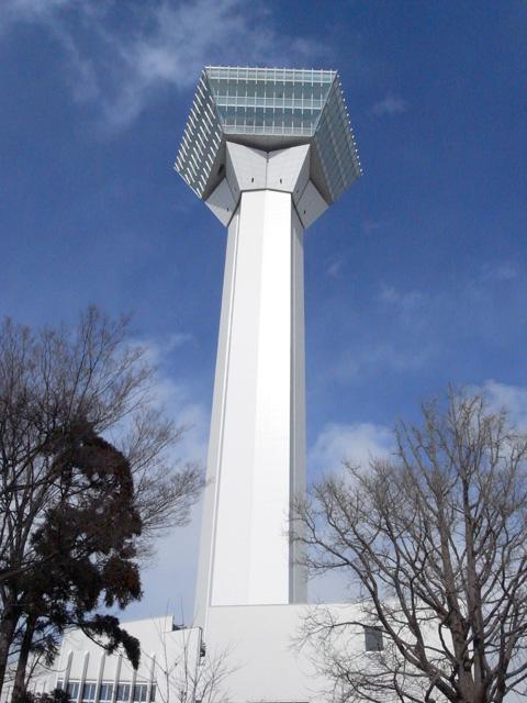 五稜郭タワー1