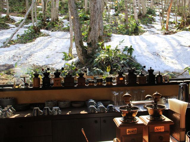 森の時計~富良野カフェ7