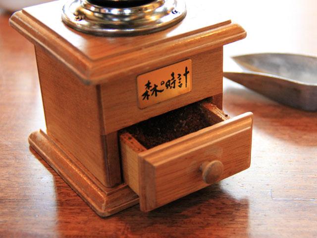 森の時計~富良野カフェ9