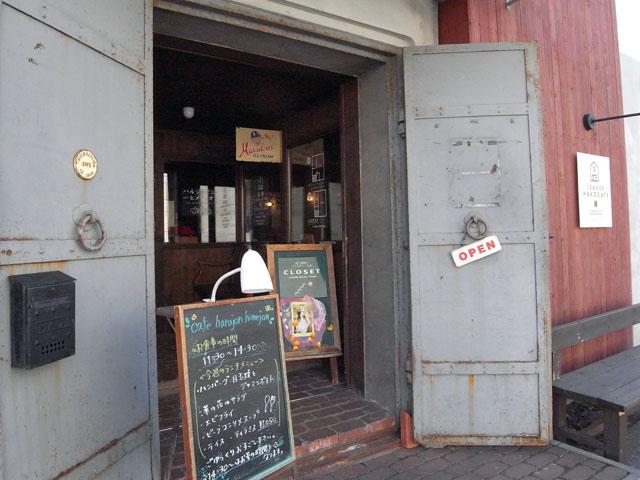 ハルジョオン・ヒメジョオン(LEAVES函館店)3