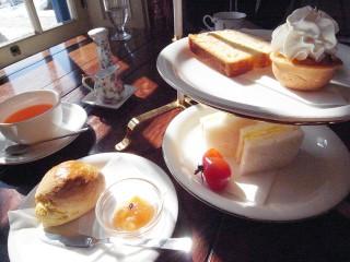 ヴィクトリアンローズ(函館旧イギリス領事館)~函館カフェ