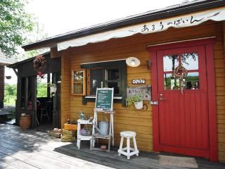 あうるのぱいん~美瑛カフェ