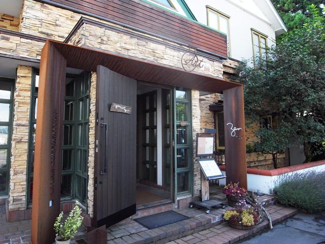 gallery+cafe zen(ギャラリーカフェ ゼン)~東川カフェ1