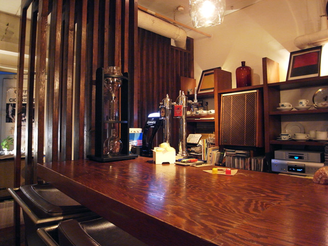 MINGUS COFFEE(ミンガスコーヒー)~札幌カフェ2