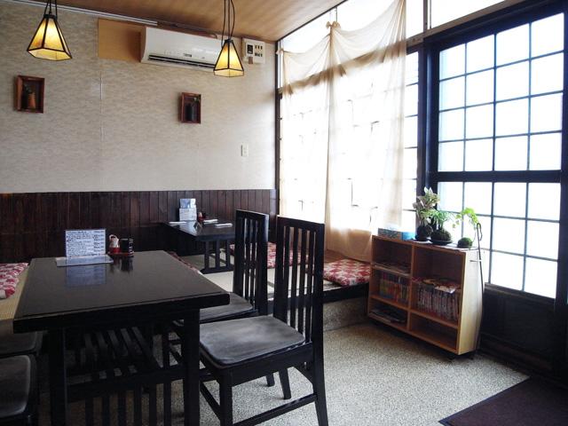 甘味茶屋ぶんご~旭川カフェ2