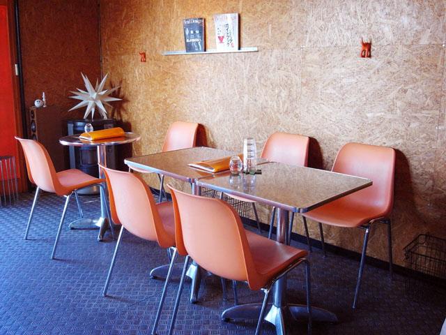 CAFE RESTAURANT GARAGE(カフェレストラン ガレージ)~帯広カフェ3