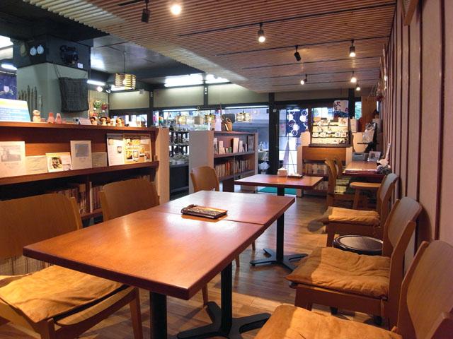 Book Cafe ひかりや~登別カフェ2