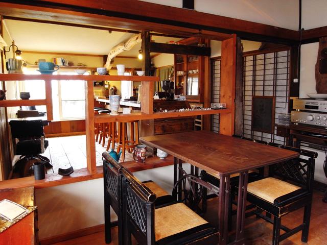 カフェ・ノラ(野良窯)~富良野カフェ10