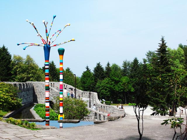 芸術の森美術館~札幌1