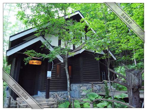 森の時計~富良野カフェ