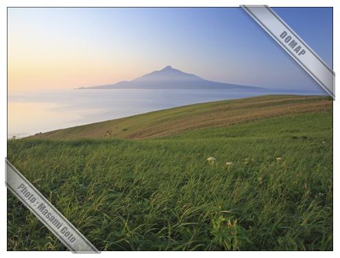 利尻富士~礼文島